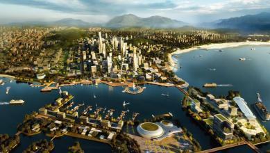 青岛西海岸新区实现地区生产总值2600亿元